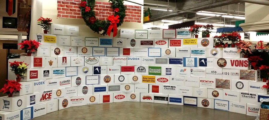 Holiday Baskets Event Sponsors