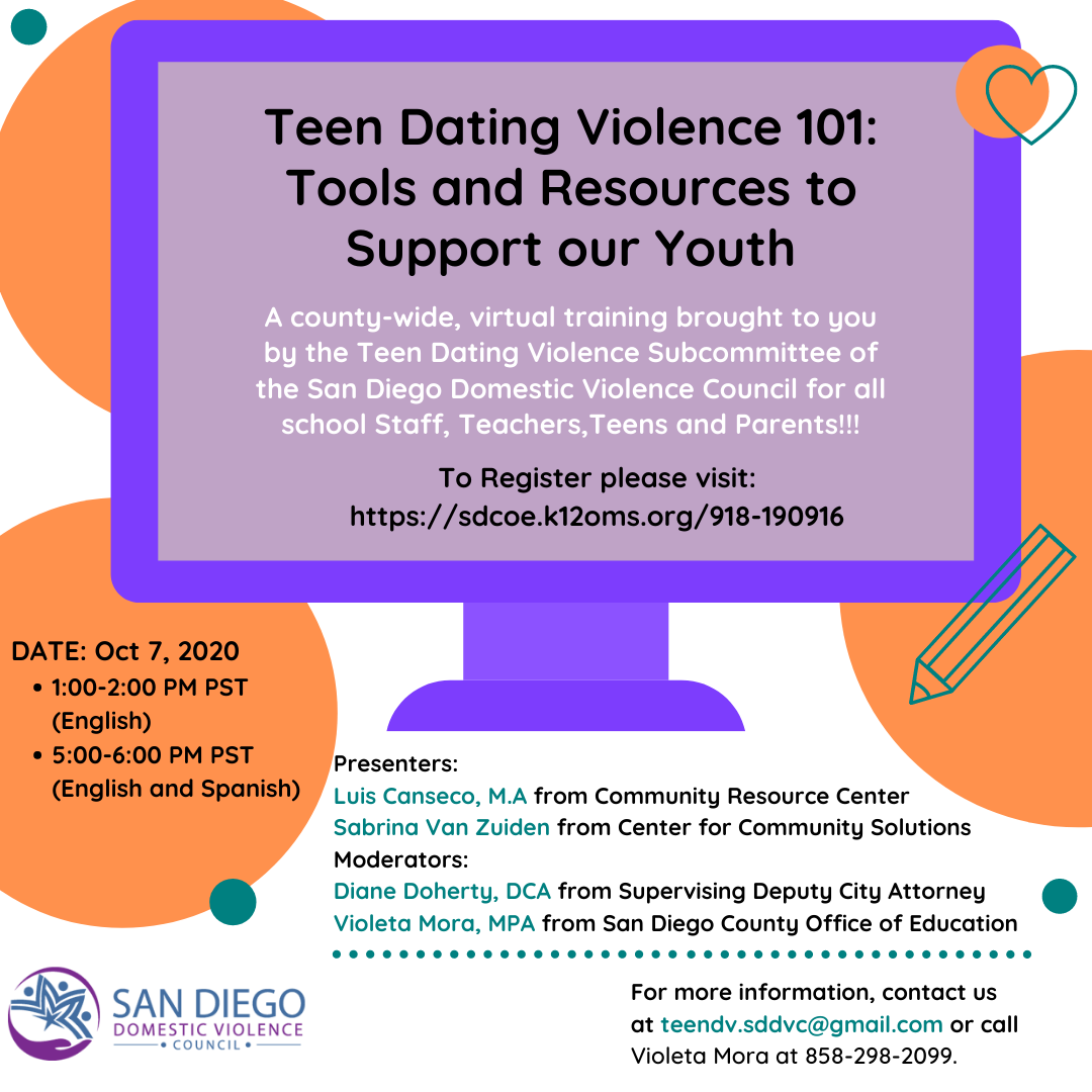 solutions to teenage dating violence