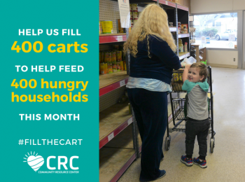 Hunger Action Month Food Drive