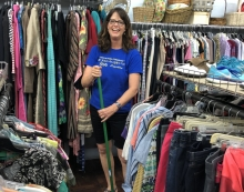 Volunteer to help move our Carlsbad Resale Store