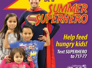 Summer Superhero Fundraising Toolkit