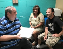 Denise and Jasons Story |  Homelessness Intervention