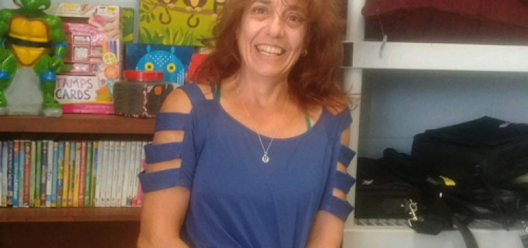 July Volunteer of the Month: Diane Root