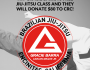 Gracie Barra Fundraiser for CRC