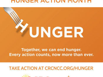 5 Ways to Help During Hunger Action Month
